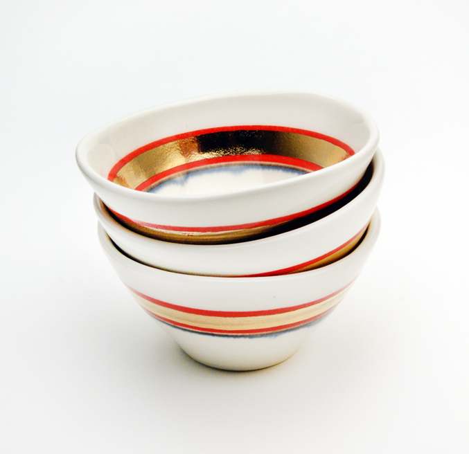 Small Dishes, Porcelain