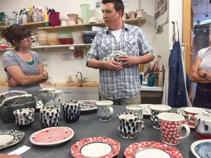 the artistic values of the pottery of sheri leigh Strategic brand management building, measuring, and managing brand equity kevin lane keller tuck school of business dartmouth college 4e boston columbus indianapolis.